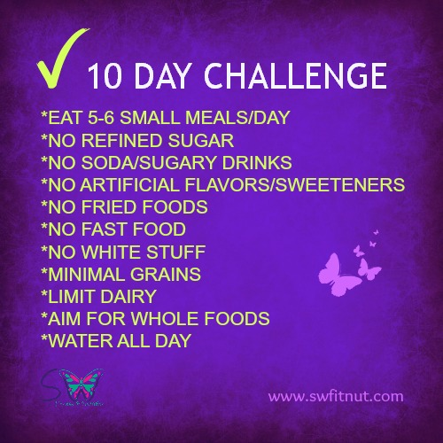 10 Day Challenge