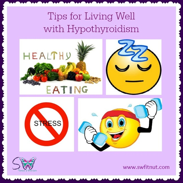 Tips for Living Well with Hypothyroidism